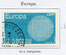TIMBRE FRANCE OBLITERE N° 1638 EUROPA