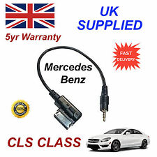 Mercedes Benz CLS CLASS A0018279204 3.5mm jack MP3 iPod in car Cable replacement