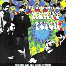 NEW Overdose Of Heavy Psych, An (Audio CD)