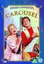 Carousel DVD Rodger & Hammerstein Classic Musical slimline case