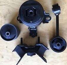 4pc Set fits Toyota Sienna 1998 1999 2000 2001 2002 Motor Mounts and Rear Insert