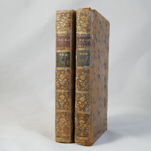 🌓 Abbé FLORIS Droits de la vraie religion vs maximes nlle philosophie 1774 RARE