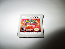 Pokemon Omega Ruby (Nintendo 3DS) XL 2DS Game