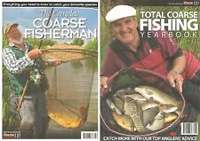 2 BOOK SET £3.95! COARSE FISHERMAN EVERYTHING YOU NEED TO KNOW / CATCH MORE FISH