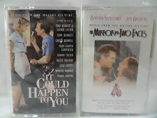 Movie Soundtrack Cassette Tapes It Could Happen To You The Mirror Has Two Faces
