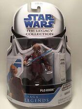 Star Wars Legacy Collection PLO KOON Saga Legends SL#9 MOC