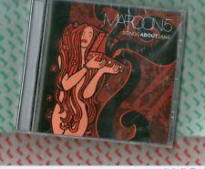 "Maroon 5/Five (Adam Levine) New ""Songs About Jane"" ENHANCED CD+2 videos"