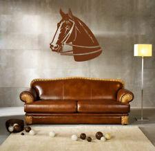 ik1236 Wall Decal Sticker horse head bedroom