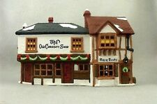 Department 56 Heritage Village Coll. Dickens, The Old Curiosity Shop - No Box