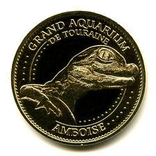 37 AMBOISE-LUSSAULT Aquarium, Naissance d'un caïman, 2015, Monnaie de Paris