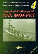 Profile Morskie Z4: Amerikanischer Zerstörer USS Moffet Schiff-Modellbau/Pläne