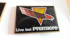 DEL Eishockey Pin Kaufbeurer Adler ESV Kaufbeuren Live bei Premiere DEB NHL