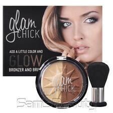 Glam Chick resplandor Bronzer & Cepillo Conjunto en caja