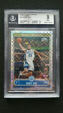 RUDY GAY 2006-07 TOPPS CHROME ROOKIE CARD RC X-FRACTORS REFRACTOR #3/10! BGS 9!