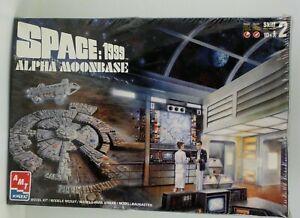 SPACE 1999 ALPHA MOONBASE AMT Ertl Model  NEW SEALED