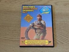 Steve Irwin's Wildest Animal Encounters Vol 2 DVD