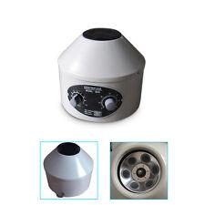 25W Labor Zentrifuge Tischzentrifuge 4000rpm Centrifuge 20ML×6 Blutplasma
