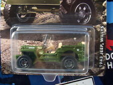 '16 MATCHBOX MILITARY 1943 JEEP WILLYS NEW IN BOX JEEP SERIES
