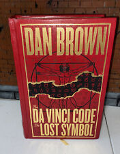 The Da Vinci Code / The Lost Symbol by Dan Brown (Collector Edition)