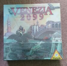 VENEZIA 2099  BOARD GAME. Brand New.  Still sealed.