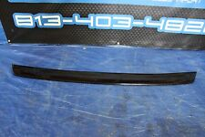 2004 04 ACURA RSX-S AFTERMARKET HATCH (RUBBER) SPOILER LIP WING K20A2 DC5 #4276