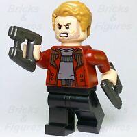 Marvel Super Heroes LEGO® Star-Lord Avengers Infinity War Minifig 76108 Genuine