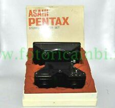 Adattatore stereo Pentax Asahi