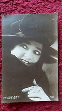 ACTRESS / SINGER MAISIE GAY AUTOGRAPHED PHOTO