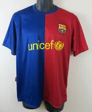 Official Rogers Lionel Messi Barcelona Football Shirt Camisa Soccer Jersey Large