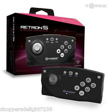 RetroN 5 Bluetooth Wireless Controller Remote for RetroN 5 System Black
