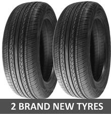2 1855514 Budget 185 55 14 185/55 14 New Car Tyres x2 HR High Performance Two