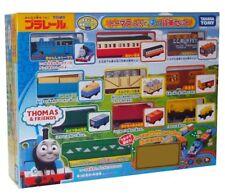 Takara Tomy Tomica PraRail Thomas & Friends Train Freight Loading Set
