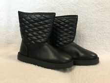 Damen Stiefeletten Boots Gefütterte Winterschuhe Schuhe Warmfutter 888-2  Gr.39