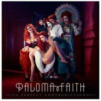 PALOMA FAITH - A PERFECT CONTRADICTION (DELUXE)  CD NEW+