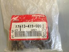 Honda Motorcycle FT VFR CBR NT 500 600 650 700 750 82-98 Tank Rubber Rear NOS