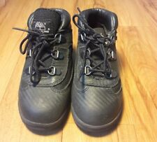 Timberland Field Ankle Boots Helcor Black Toddler/Infant Sz 11 Waterproof Shoe