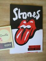 MINT CONDITION The Rolling Stones No Filter Tour 2019 Program IN STOCK FAST SHIP