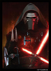 Fantasy Flight Sleeves: Star Wars - Kylo Ren LE (50)