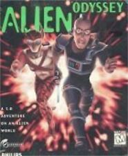 Alien Odyssey PC Computer CD ROM Game
