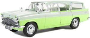 Oxford Diecast 1:43 VFE004 Swan White/Lime Yellow Vauxhall Cresta - NEW