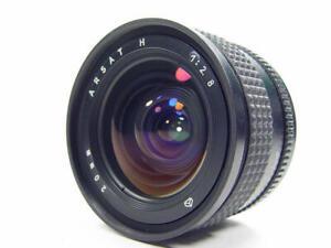 Rarity. MC Arsat N 20mm f/2.8 Nikon bayonet s/n 9500246. Soviet Flektogon