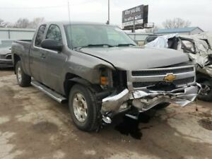 (NO SHIPPING) Trunk/Hatch/Tailgate With Locking Tailgate Fits 09-14 SIERRA 2500