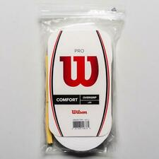 Brand New Wilson Pro Overgrip 30 Pack Tennis Over Grip - Comfort -  White