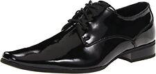 Calvin Klein Mens Brodie Patent Tuxedo Oxford Black 16 M US