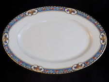 Vntg FRAUREUTH Serving platter Pattern 22547 discontinued german dinnerware 12""