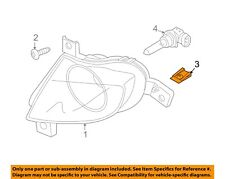 BMW OEM 09-16 Z4-Under Cover C-clip 07147154447