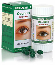 Herbal Hills Ocuhills - 30 Capsules Herbal Eye Care Medicine