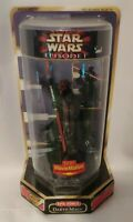 Hasbro Star Wars Epic Force Darth Maul Rotating Base Kenner Figure 1999 New