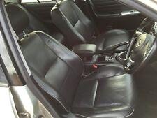 99-05 Lexus IS200 FULL BLACK LEATHER SEATS INTERIOR & DOOR CARDS is 300 altezza