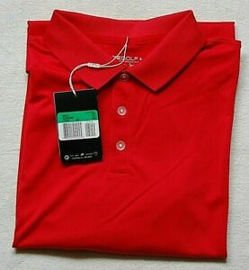 New Nike Boy's X-Large Dri-fit T-Shirt Polo Sports Shirt Red To fit Chest 40inch